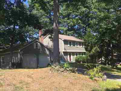Nashua Single Family Home For Sale: 34 Pemberton Road