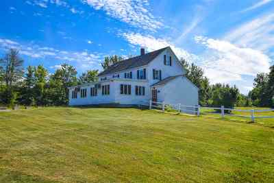 Belmont Single Family Home For Sale: 88 Ladd Hill Road