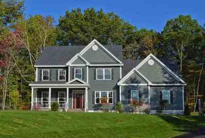 Hooksett Single Family Home For Sale: 8 Arthur Avenue