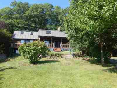 Hartford Single Family Home For Sale: 130 Loveland Hill Road