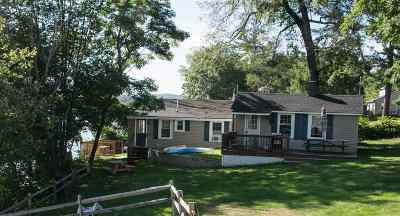 Tilton Single Family Home For Sale: 785 Laconia Road