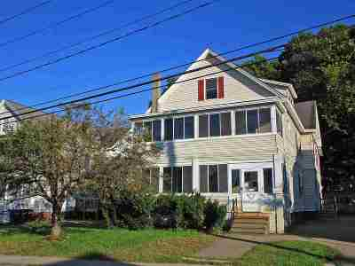 Laconia Multi Family Home For Sale: 34-36 Pine Street