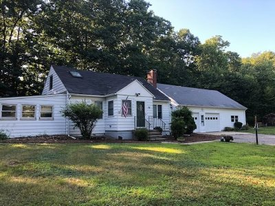 Newmarket Single Family Home Active Under Contract: 156 Exeter Road #U5/17