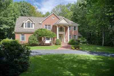 Bedford Single Family Home For Sale: 78 Newfane Road