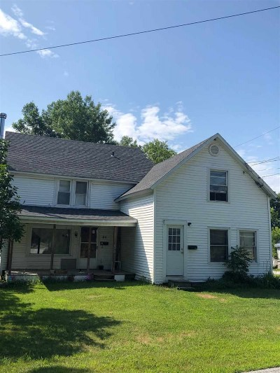 Multi Family Home Active Under Contract: 24 Walnut Street