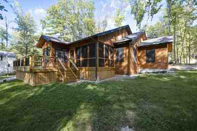 Gilford Single Family Home For Sale: 139 Heights Road