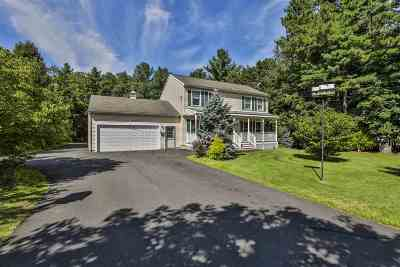 Nashua Single Family Home For Sale: 140 Concord Street