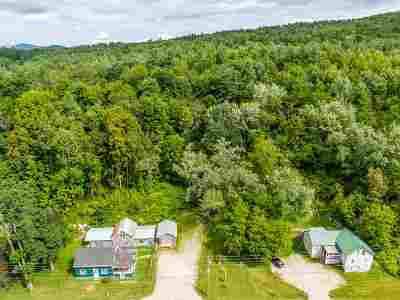 Cambridge Single Family Home For Sale: 2903 Vt Rt 15