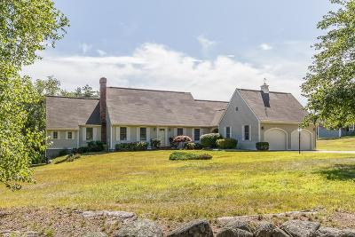 Bedford Single Family Home Active Under Contract: 10 Campbell Road