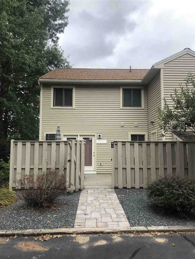 Gilford Condo/Townhouse For Sale: 336 Intervale Road #B6