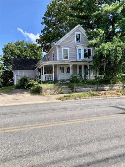 Laconia Multi Family Home For Sale: 158 Court Street