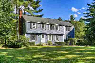 Bedford Single Family Home Active Under Contract: 62 Wentworth Drive