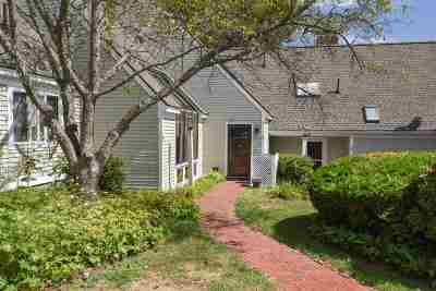 Laconia Condo/Townhouse For Sale: 21 Fells Way #C