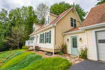 Montpelier Single Family Home For Sale: 60 Forest Drive