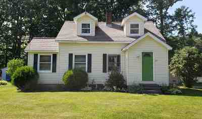 Hartford Single Family Home For Sale: 125 Worcester Avenue