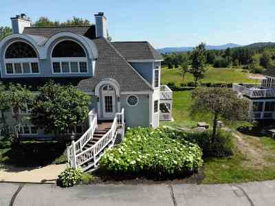 Meredith Condo/Townhouse For Sale: 15 Hawk Ridge Road