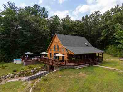 Goffstown Single Family Home Active Under Contract: 21 Paige Hill Road