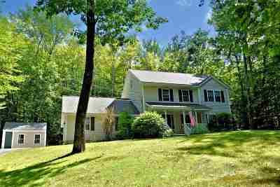 Center Harbor Single Family Home Active Under Contract: 30 Hawkins Pond Road