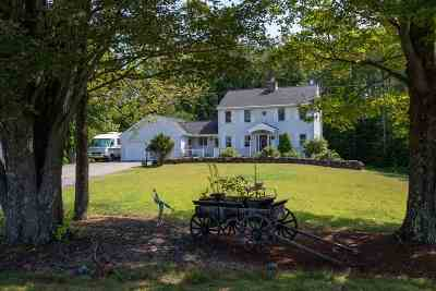 Gilford Single Family Home For Sale: 71 Countryside Drive