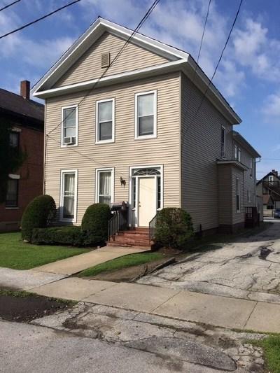 Rutland, Rutland City Multi Family Home For Sale: 67 Grove Street
