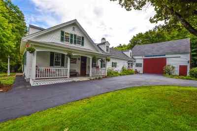 Laconia Single Family Home For Sale: 136 Old Prescott Hill Road