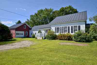 Middlesex Single Family Home For Sale: 2 Church Street