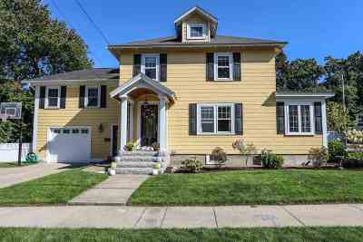 Nashua Single Family Home Active Under Contract: 19 Fowell Avenue
