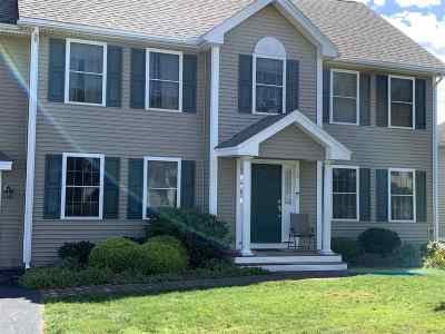 Nashua Condo/Townhouse For Sale: 14 Sutherland Way