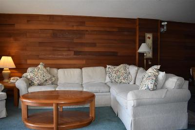 Cambridge Condo/Townhouse For Sale: Poolside 2 At Smugglers' Notch