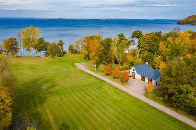 Chittenden County Residential Lots & Land For Sale: 10 Thayer Beach Road