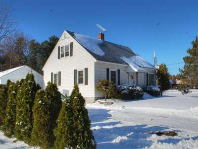 Colchester Single Family Home For Sale: 494 Church Road