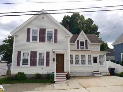 Nashua Single Family Home For Sale: 31 Summer Street