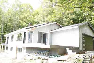 Stowe Single Family Home For Sale: 175 Hollow View Road