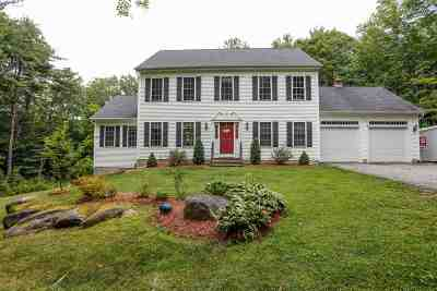 Candia Single Family Home For Sale: 533 High Street