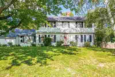 Montpelier Single Family Home For Sale: 137 Woodcrest Road