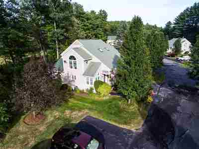 Hooksett NH Condo/Townhouse For Sale: $284,900