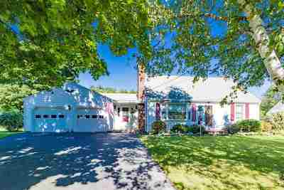 Exeter Single Family Home For Sale: 6 Appledore Avenue