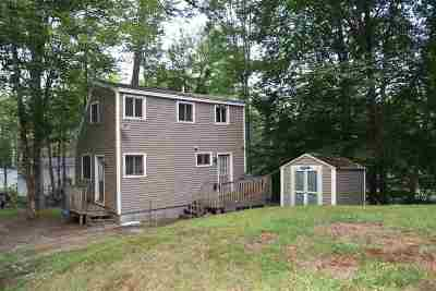 Northwood Single Family Home For Sale: 98 Cole Road