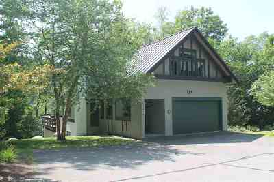 Lincoln Single Family Home For Sale: 39 Flume Road