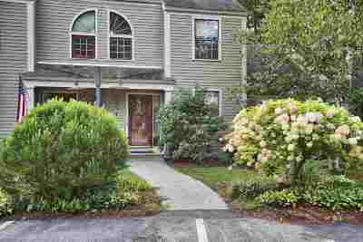 Hooksett NH Condo/Townhouse Active Under Contract: $215,000