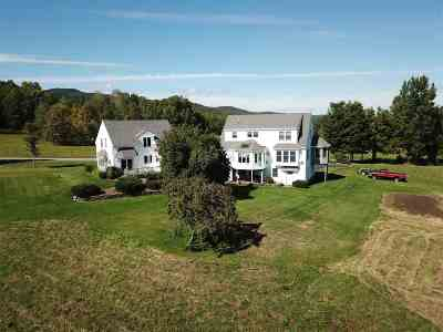 Lowell Single Family Home For Sale: 2461 Mines Road