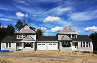 Goffstown Single Family Home For Sale: Unit 20 Stone Creek Drive #20