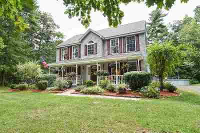 Chester Single Family Home For Sale: 5 Whitetail Lane