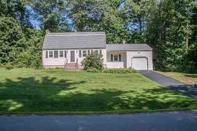 Londonderry Single Family Home For Sale: 3 Gordon Drive