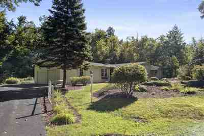 Bow Single Family Home Active Under Contract: 95 Knox Road