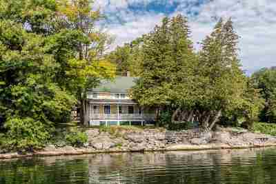 Single Family Home For Sale: 2751 Thompson Point Road