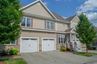 Hooksett NH Condo/Townhouse For Sale: $369,900