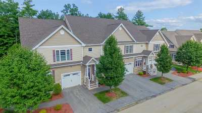Hooksett NH Condo/Townhouse For Sale: $364,900