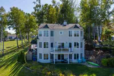 Laconia Single Family Home For Sale: 53 Fox Crossing Lane