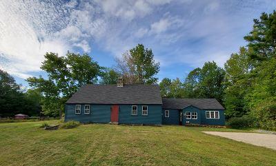 Moultonborough Single Family Home For Sale: 77 Abbott Road